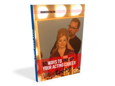 The Organized Actor-52 Ways